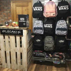 Wszystkie topowe marki plecaków znajdziesz w ePLACAKI.pl