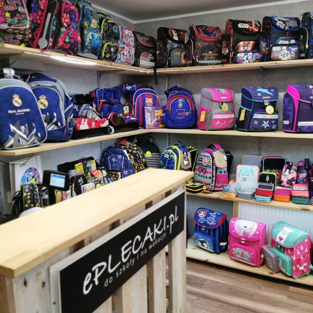 W sklepie ePLECAKI.pl kupisz całą szkolną wyprawkę