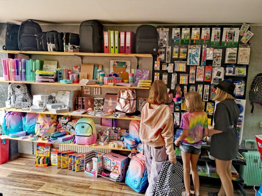 Przybory szkolne Poznań sklep